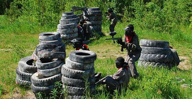 Paintball в СПб